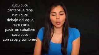 Learn Spanish, Poems and  Lullabies Español (latinoamerica)