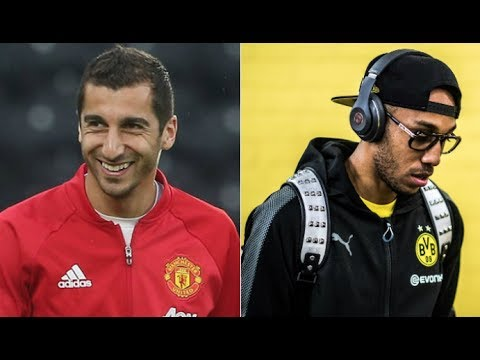 Mkhitaryan Deal Close & Wenger Confirms Aubameyang Interest! | AFTV Transfer Daily |