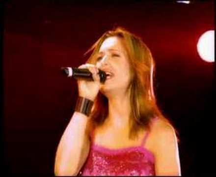 Natasha St Pier Et Johnny Hallyday J'oublierai Ton Nom