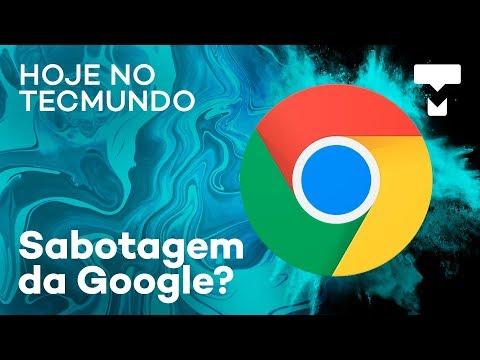 Suposta sabotagem da Google, Moto C2, Android P e mais - Hoje no TecMundo