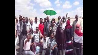 Suez Canal new visit by a delegation of the teachers union in Aswan new channel