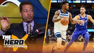 Chris Broussard on Jimmy Butler