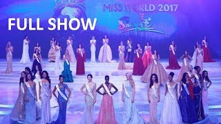 Video Miss World 2017 FULL SHOW download MP3, 3GP, MP4, WEBM, AVI, FLV Agustus 2018