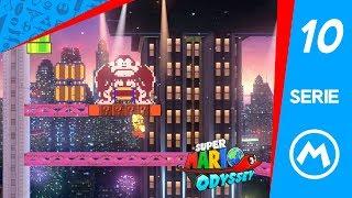 SUPER MARIO ODYSSEY #10 (ESPAÑOL) | UN FESTIVAL MUY RETRO!!
