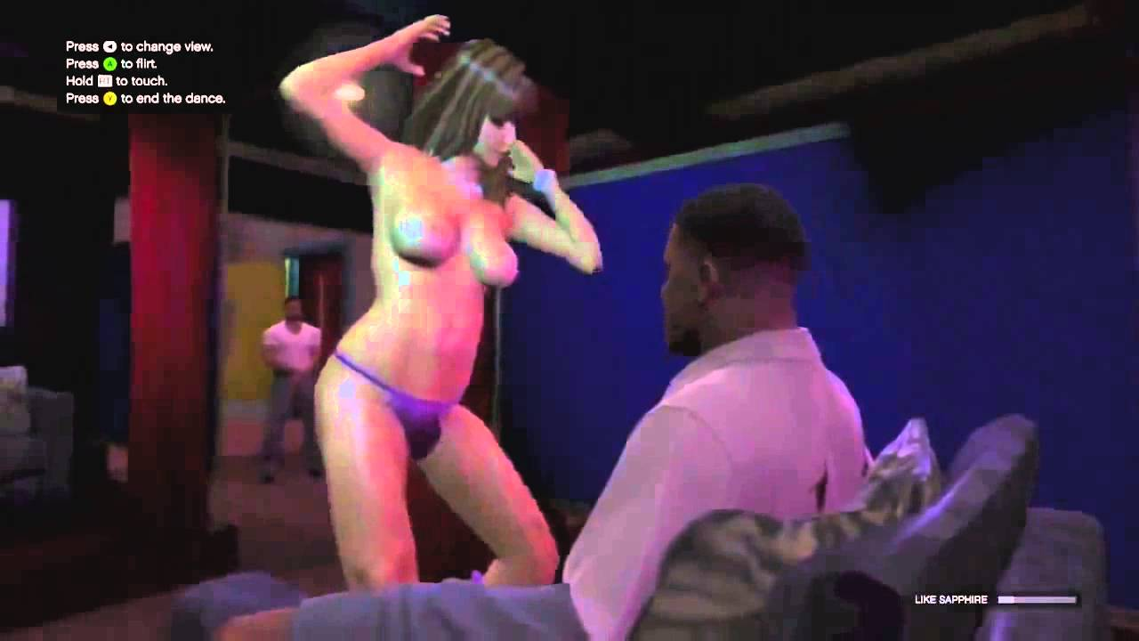 strip club sex
