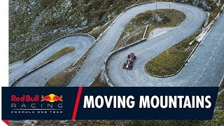 The Pass   Twisting Roads | Sebastien Buemi tackles the Tremola Pass with the RB8!