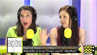 "Hart of Dixie After Show w/ Mallory Moye Season 2 Episode 16 ""Where I Lead Me"" 