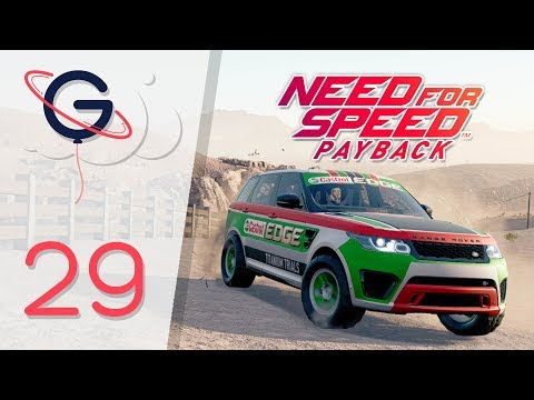 NEED FOR SPEED PAYBACK FR #29 : Les épreuves titane   Castrol Edge