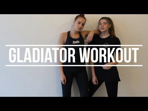 Gladiator Workout bij Body Balance Personal Training - Rotterdam