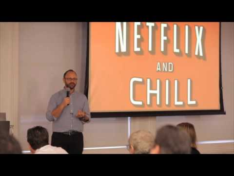What Netflix and Chill Means to Modern Marketing -- Eli Pakier, MRY VP, Group Strategy Director