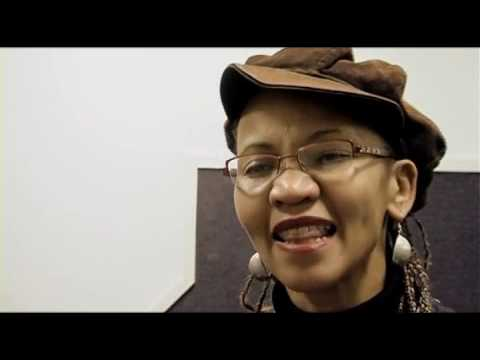 """Jozi Book Fair 2009 Interview with Lebohang Pheko """"South African Economy in Crisis"""""""