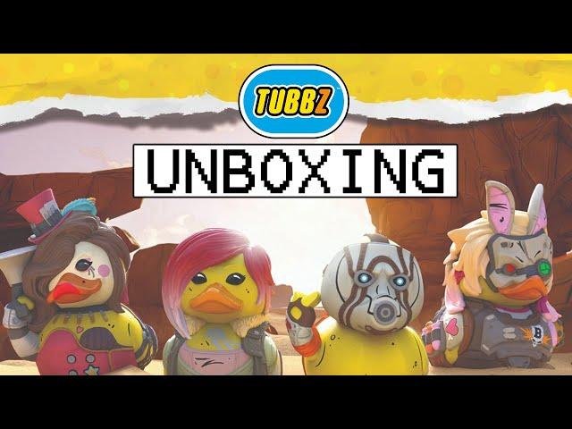 Tubbz Unboxing