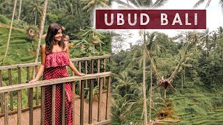 Best Things to do in UBUD 🌴 Bali Travel Vlog #3 with When In City