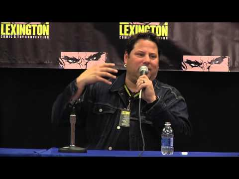 Greg Grunberg tells all in this year's Lexington Comic Convention Q&A Panel