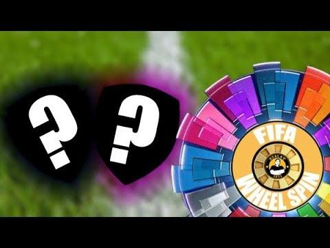FIFA 18 WHEEL SPIN | #1 | UNFIELD VS. ISTI