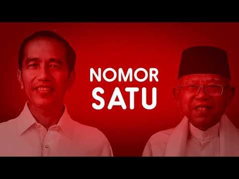 "Viraaaalllllllllllllll.......!! Bendera ""Meraih Bintang"" Asian Games Jadi Lagu Kampanye Pak Jokowi"