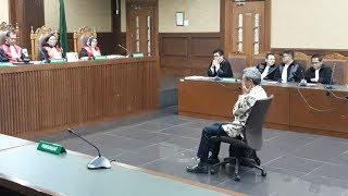 Download Video Tuntutan 5 Tahun Penjara Dijatuhkan kepada Mantan Petinggi Lippo Eddy Sindoro MP3 3GP MP4