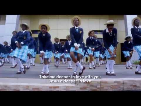 In Love With Jesus - By Sir Jude Nnam And Regina Pacis College Abuja Choir
