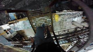 Semi-Abandoned Factory Escape   POV