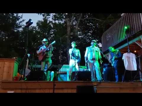 Boxcar Dan and the Vagabond Strangers -The Boys are on a Tear  Live at Lily Lake 2016