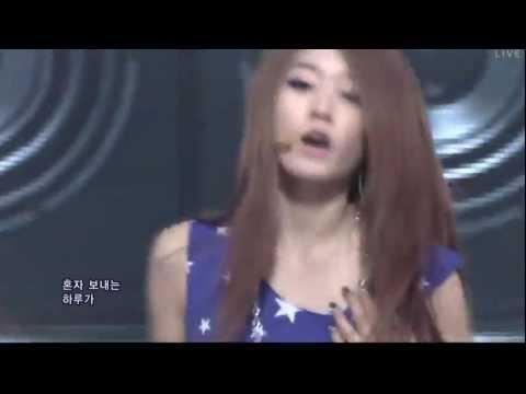 LIVE 120108 T-ara(티아라) Lovey-Dovey (COMEBACK STAGE) @Inkigayo