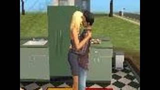 The sims 2 glamour life stuff adik toate sims'fara seasons:D