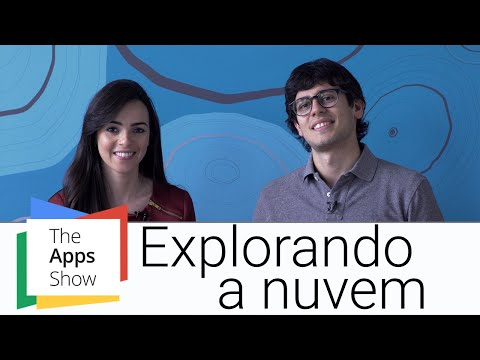 O que é a Nuvem?   Google Cloud Platform   Apps Show Brasil