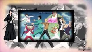 Bleach Opening 12 Change Orikasa Fumiko Kuchiki Rukia