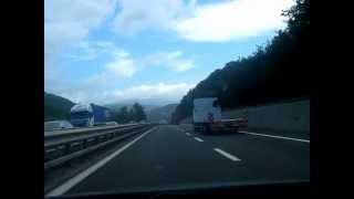 Best Driving in Tuscany (Florence-Bologna-Padova-Venice)