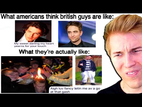 Why you should NEVER come to the UK?! (American Reacts to British Memes)