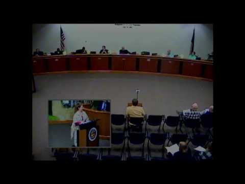 Berkeley County Council Meeting - January 9, 2017