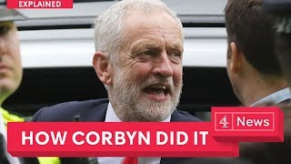 Jeremy Corbyn's surprise UK election success, explained thumbnail