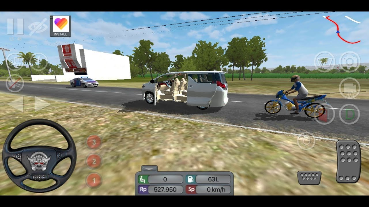 How to insert Toyota car in bus simulator Indonesia