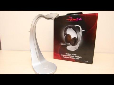 UrAvgBudget - RocketFish Headset Stand