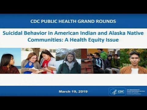 Preventing Suicidal Behavior in American Indian and Alaska Native Communities