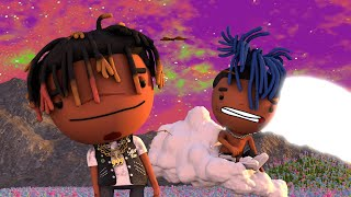 Juice_WRLD, XXXTENTACION - Up Up And Away, Hope (Animated) (Prod. by Jaden's Mind)