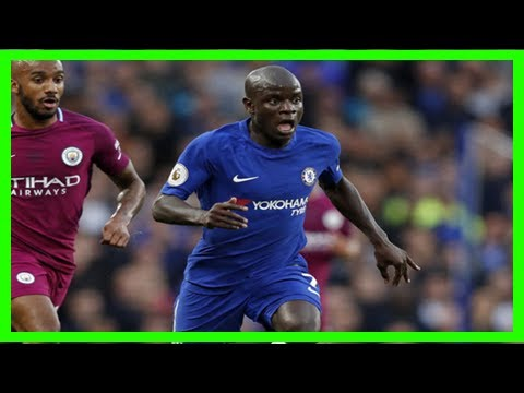 N'golo kante: chelsea and france star reveals he's a qualified accountant