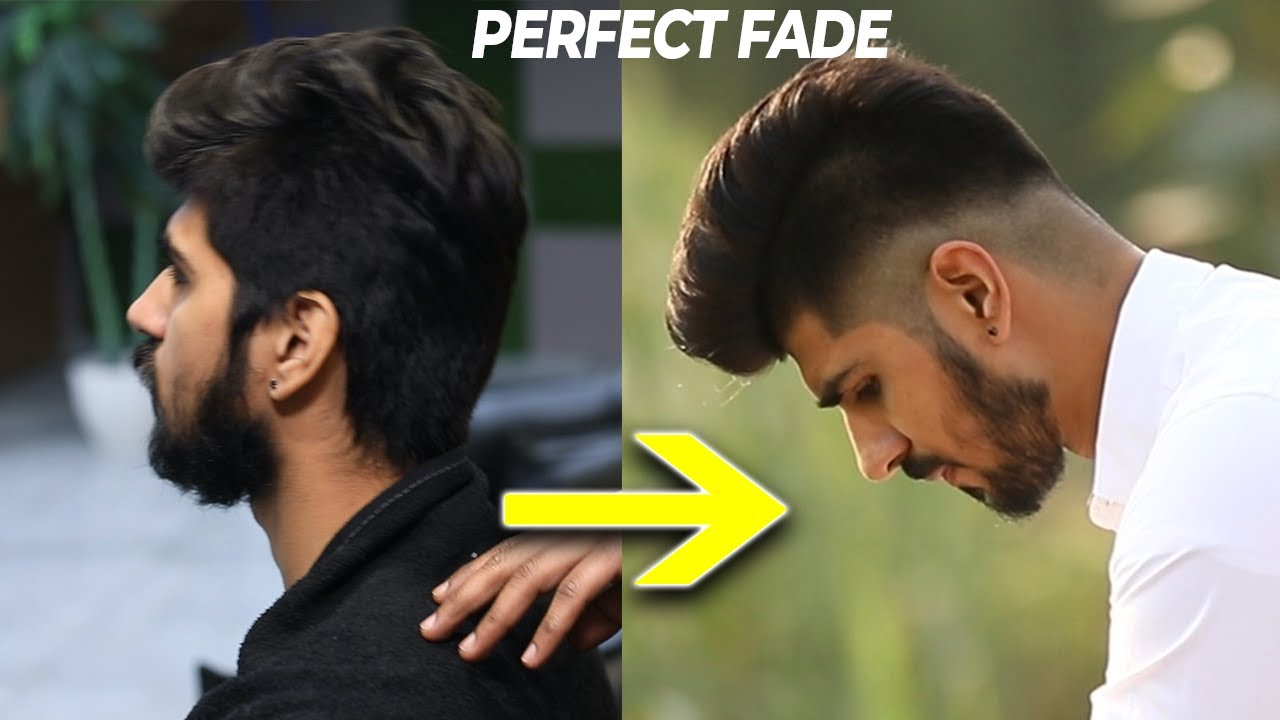 How To FADE Hair | Apply Products | Style Men's Hair for Maximum Volume | Indian Hair Care Series#04