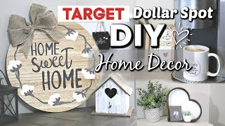 Target Dollar Spot DIY Home Decor | DIY Farmhouse Home Decor | Krafts by Katelyn