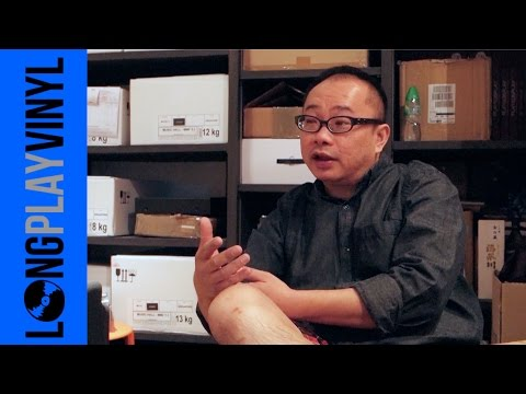 Interview with Nick Tan owner of Hear Records (vinyl shop) in Singapore