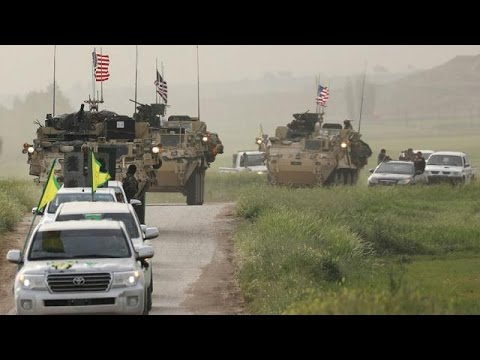 Syria: US arms YPG militia