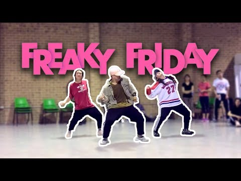 Lil Dicky - Freaky Friday feat. Chris Brown   JOSH VELARDE CHOREOGRAPHY