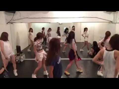 結婚式余興 練習 KPOP Coverdance Pitapat Bestie Mirror 鏡