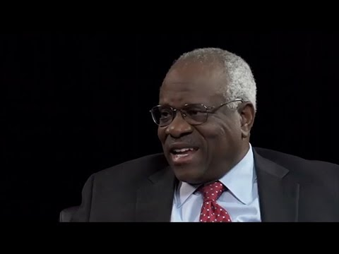 Justice Clarence Thomas: Personal reflections on the Court,