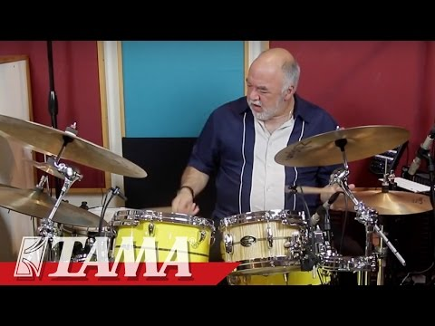 Peter Erskine Signature Snare Drum