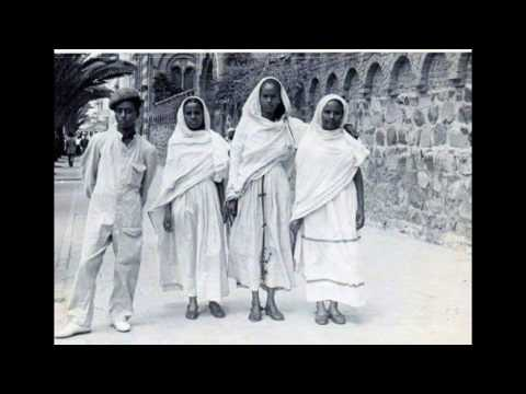 Old pictures of Asmara city, Eritrea.