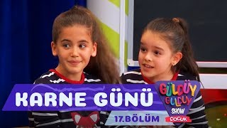 Güldüy Güldüy Show Çocuk 17. Bölüm, Karne Günü Skeci