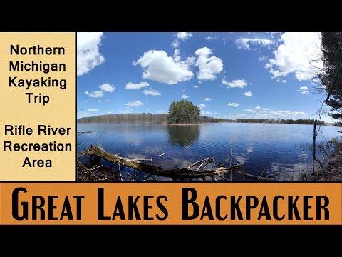 Northern Michigan Kayaking Trip