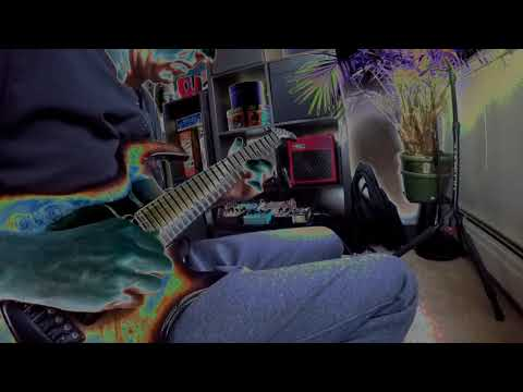 Elevation - Guitar jam Tribute to Tom Verlaine and Television