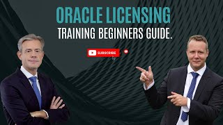 How to license Oracle Software